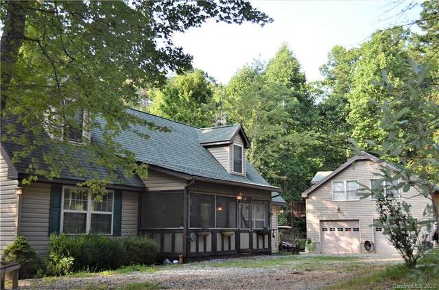 168 Wolf River Lane, Lake Lure, NC 28746 (#3661974) :: LePage Johnson Realty Group, LLC
