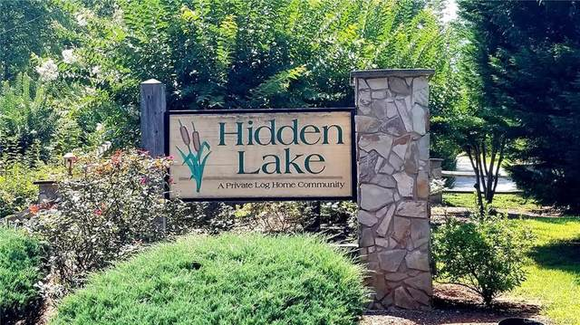 0 Hidden Lake Drive #15, Nebo, NC 28761 (#3661987) :: Ann Rudd Group