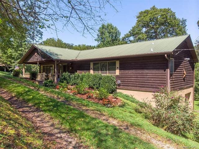 273 Mcclure Mill Road, Franklin, NC 28734 (#3661995) :: LePage Johnson Realty Group, LLC