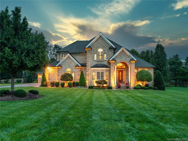 141 Canopy Oak Lane, Statesville, NC 28625 (#3662003) :: High Performance Real Estate Advisors