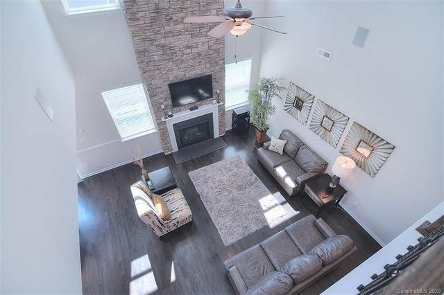4327 Marlay Park, Indian Trail, NC 28079 (#3662020) :: The Downey Properties Team at NextHome Paramount