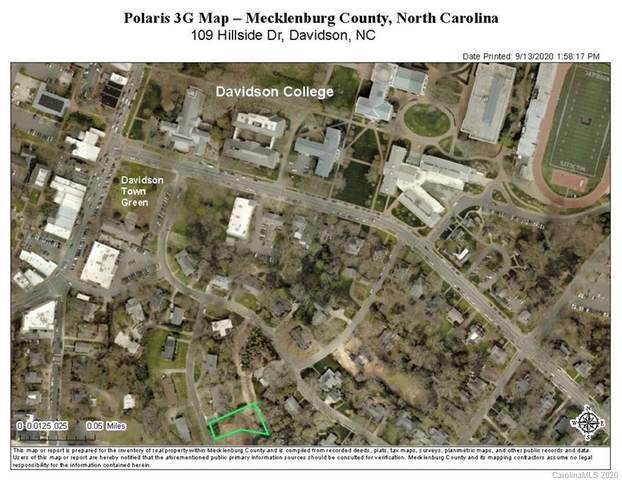109 Hillside Drive, Davidson, NC 28036 (#3662040) :: Carolina Real Estate Experts