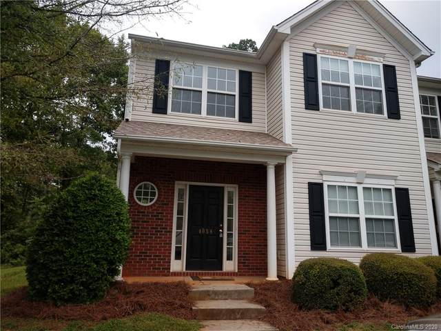 4058 Glenlea Commons Drive #92, Charlotte, NC 28216 (#3662105) :: Keller Williams South Park