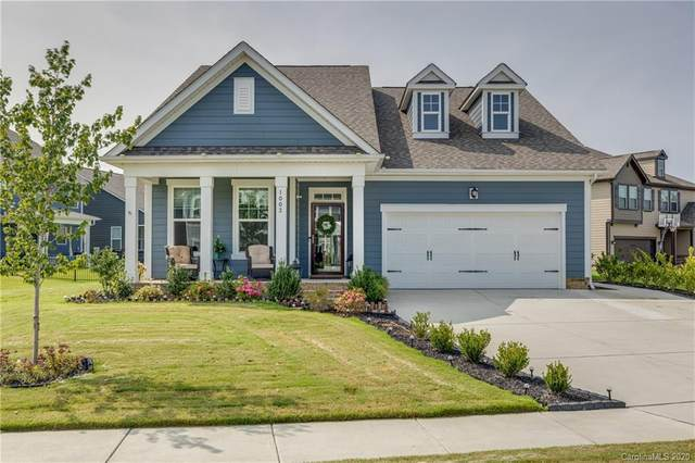 1003 Angora Court, Indian Trail, NC 28079 (#3662210) :: High Performance Real Estate Advisors