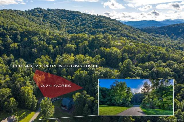 21 Poplar Run Circle #43, Asheville, NC 28804 (#3662226) :: Caulder Realty and Land Co.