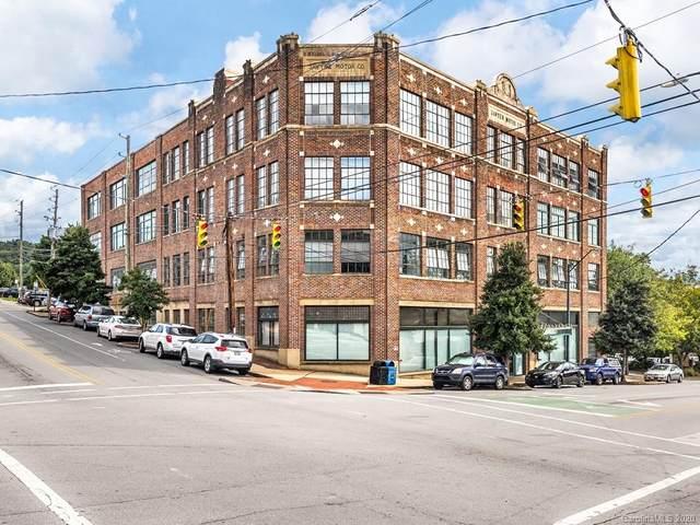 100 Coxe Avenue #401, Asheville, NC 28801 (#3662229) :: Stephen Cooley Real Estate Group