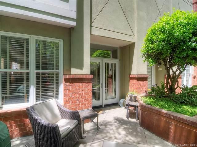 1320 Fillmore Avenue #100, Charlotte, NC 28203 (#3662291) :: DK Professionals Realty Lake Lure Inc.