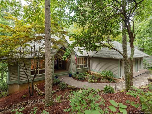 221 Fern Creek Drive, Flat Rock, NC 28731 (#3662299) :: BluAxis Realty