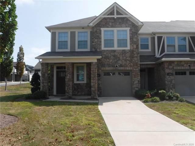 7205 Lochy Lane #56, Charlotte, NC 28278 (#3662367) :: Johnson Property Group - Keller Williams