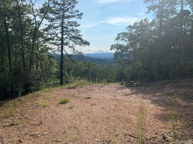 Lot #2 Enon Mountain Road, Pisgah Forest, NC 28768 (#3662407) :: Rinehart Realty