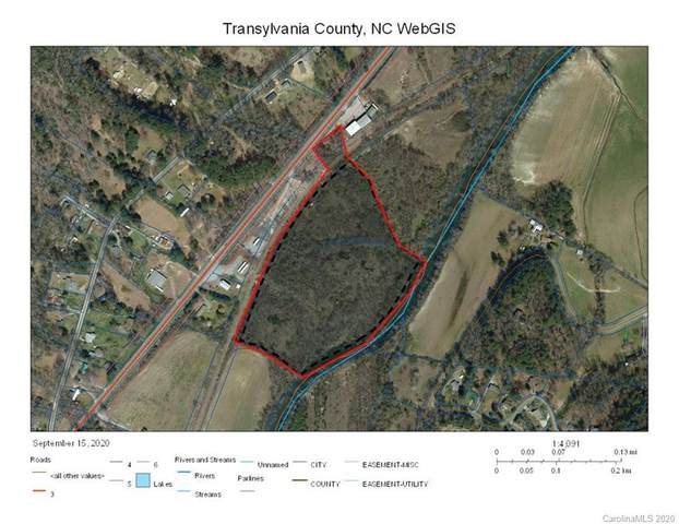 0 Hendersonville Highway, Pisgah Forest, NC 28768 (#3662410) :: Stephen Cooley Real Estate Group