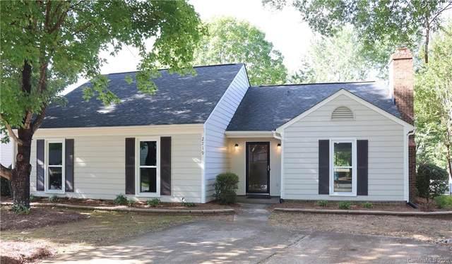 2719 Hillmont Drive, Charlotte, NC 28226 (#3662471) :: Rinehart Realty