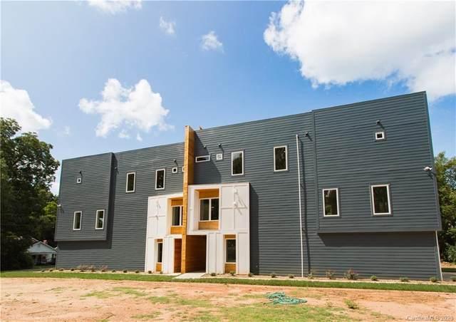 3108 Kirkland Avenue Unit A, Charlotte, NC 28208 (#3662528) :: Johnson Property Group - Keller Williams