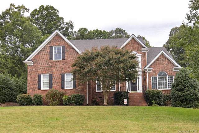 10124 Standing Stone Court, Charlotte, NC 28210 (#3662533) :: Stephen Cooley Real Estate Group
