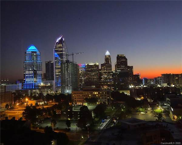 315 Arlington Avenue #1706, Charlotte, NC 28203 (#3662549) :: Scarlett Property Group