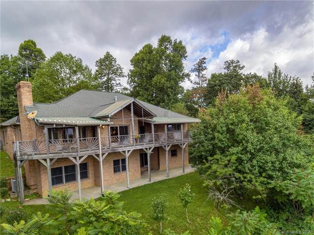 1722 Left Fork Run Road, Bakersville, NC 28705 (#3662554) :: Exit Realty Vistas