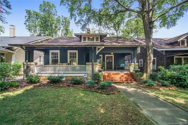 515 Kingston Avenue, Charlotte, NC 28203 (#3662581) :: Homes with Keeley | RE/MAX Executive