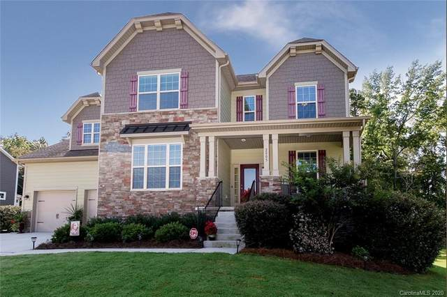 2005 Trading Path Lane, Waxhaw, NC 28173 (#3662619) :: Stephen Cooley Real Estate Group