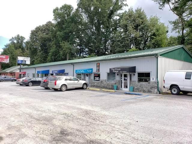 98 Hendersonville Highway, Pisgah Forest, NC 28768 (#3662622) :: Rinehart Realty