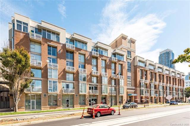 710 W Trade Street #518, Charlotte, NC 28202 (#3662638) :: Stephen Cooley Real Estate Group
