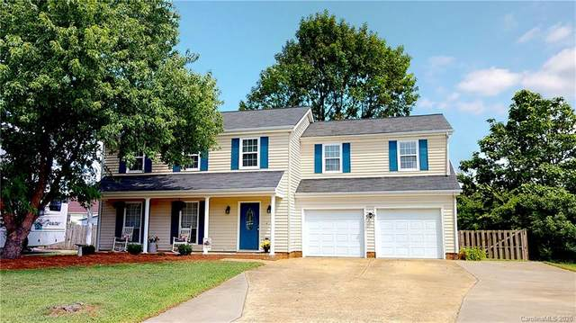 2520 Oak Leigh Drive, Charlotte, NC 28262 (#3662644) :: High Performance Real Estate Advisors