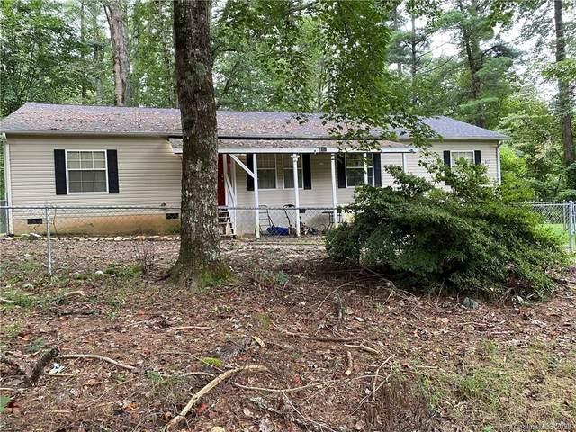911 Island Ford Road, Brevard, NC 28712 (#3662653) :: MartinGroup Properties
