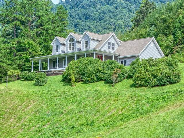 690 Lost Cove Road, Clyde, NC 28721 (#3662668) :: LePage Johnson Realty Group, LLC