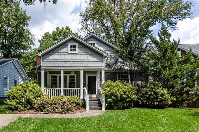 2221 Bay Street, Charlotte, NC 28205 (#3662695) :: Homes Charlotte