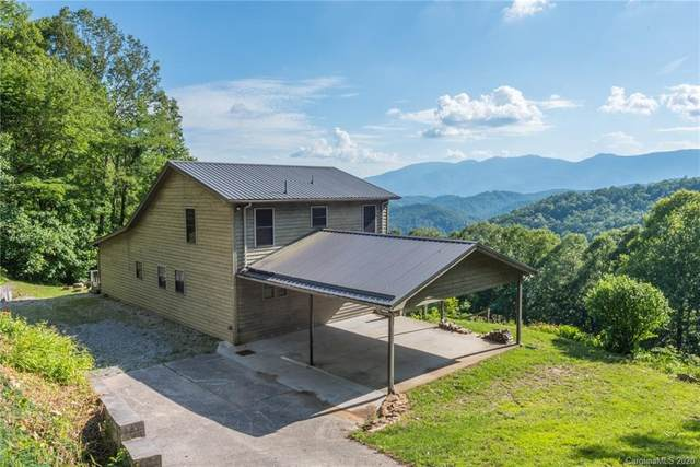 459 Carvers Knob Road, Little Switzerland, NC 28777 (#3662702) :: Mossy Oak Properties Land and Luxury