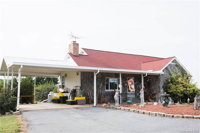 1256 Vein Mountain Road, Nebo, NC 28761 (#3662753) :: Homes Charlotte