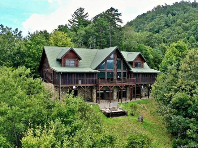 215 Sunset View Ridge, Bryson City, NC 28713 (#3662762) :: DK Professionals Realty Lake Lure Inc.