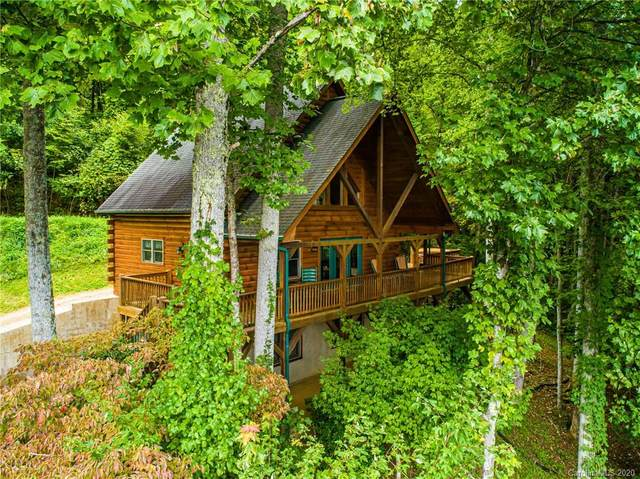 126 Range Drive, Maggie Valley, NC 28751 (#3662767) :: Keller Williams South Park