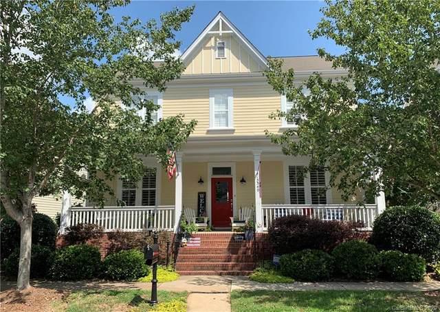15340 Barnsbury Drive, Huntersville, NC 28078 (#3662782) :: High Performance Real Estate Advisors