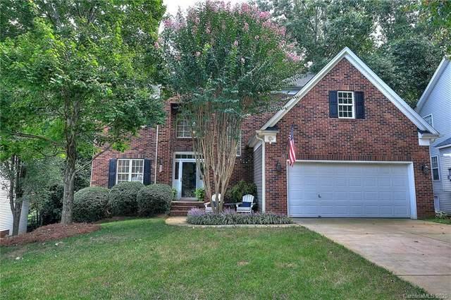 8528 Glade Court, Huntersville, NC 28078 (#3662801) :: High Performance Real Estate Advisors