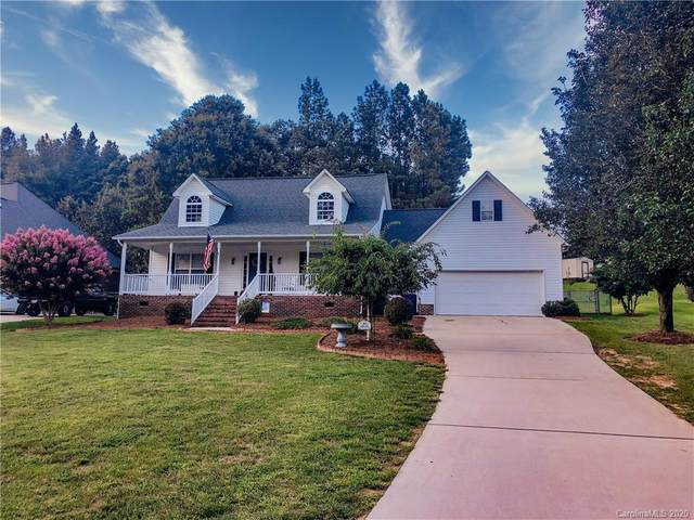 8719 Oldenburg Drive, Mount Pleasant, NC 28124 (#3662825) :: Rinehart Realty