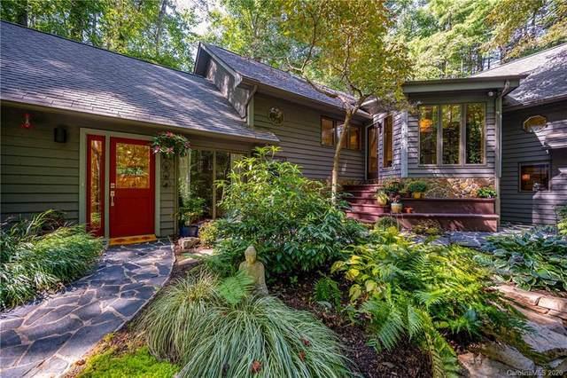14 Oak Hollow Drive, Asheville, NC 28805 (#3662830) :: Besecker Homes Team