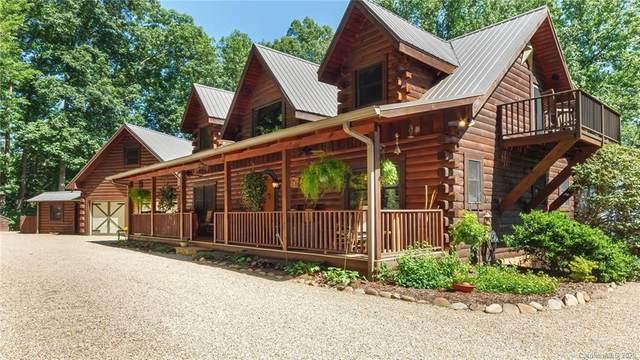 1050 Hemlock Trail, Columbus, NC 28722 (#3662855) :: Rinehart Realty