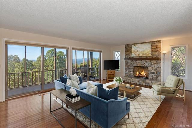 1602 Fleetwood Plaza, Hendersonville, NC 28739 (#3662873) :: High Performance Real Estate Advisors