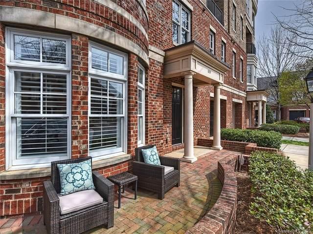 6715 Louisburg Square Lane #5, Charlotte, NC 28210 (#3662878) :: Stephen Cooley Real Estate Group