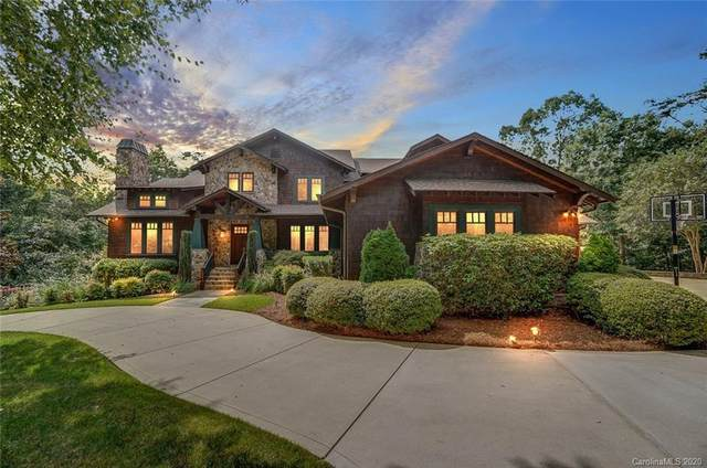 12811 Ninebark Trail, Charlotte, NC 28278 (#3662891) :: Johnson Property Group - Keller Williams