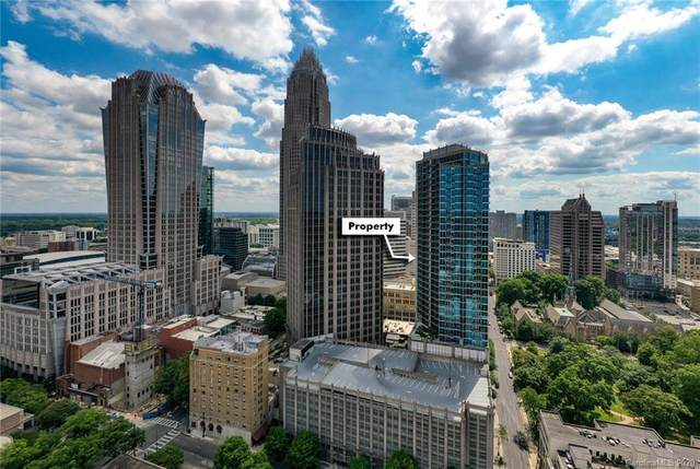 210 N Church Street #1305, Charlotte, NC 28202 (#3662949) :: Mossy Oak Properties Land and Luxury