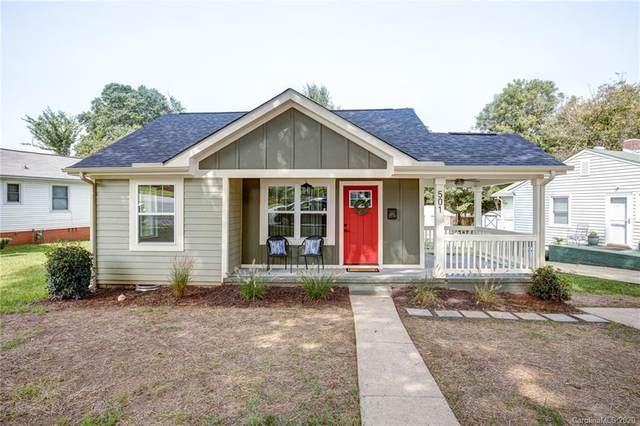 501 Seldon Drive, Charlotte, NC 28216 (#3662951) :: Willow Oak, REALTORS®