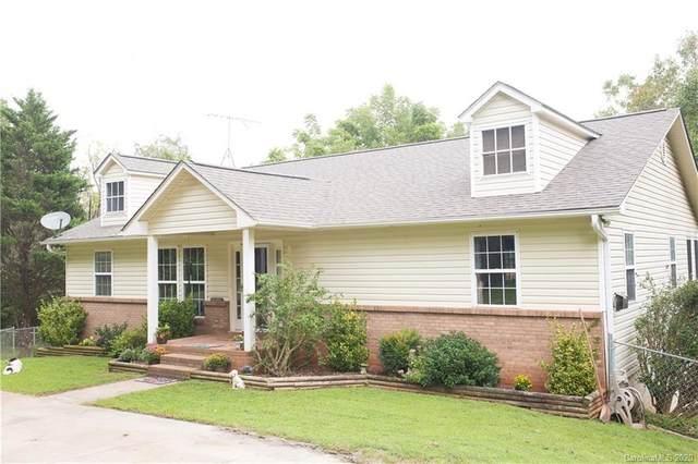 3587 Wilfong Road, Newton, NC 28658 (#3662971) :: High Performance Real Estate Advisors