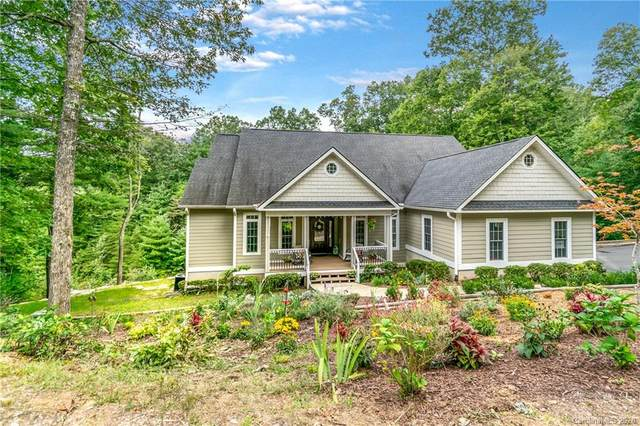 34 Macedonia Lake Drive, Saluda, NC 28773 (#3662972) :: Carolina Real Estate Experts