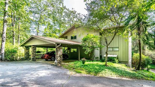 8 Cedarbrook Drive, Laurel Park, NC 28739 (#3662986) :: Ann Rudd Group