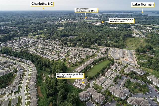 131 Leyton Loop B, Mooresville, NC 28117 (#3662991) :: LePage Johnson Realty Group, LLC