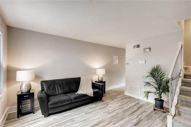 638 Chipley Avenue #8, Charlotte, NC 28205 (#3662995) :: MartinGroup Properties