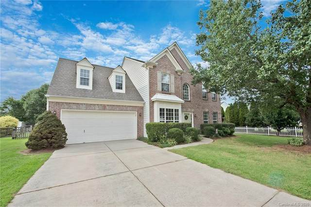 4293 Red Spruce Lane, Harrisburg, NC 28075 (#3663057) :: MartinGroup Properties