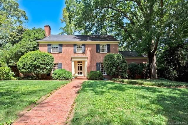 423 Cherokee Place, Charlotte, NC 28207 (#3663088) :: Carver Pressley, REALTORS®