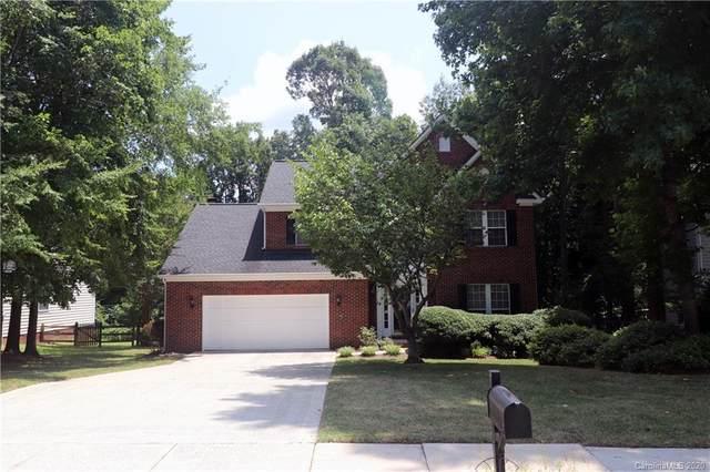 2925 Pinewood Hill Drive, Matthews, NC 28105 (#3663107) :: MartinGroup Properties